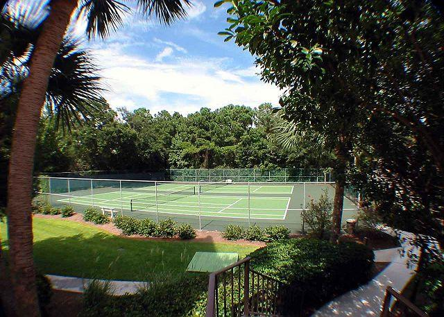 Forest Beach Villa On-site Tennis - Forest Beach Villa 303 - Forest Beach One Level Flat - Hilton Head - rentals