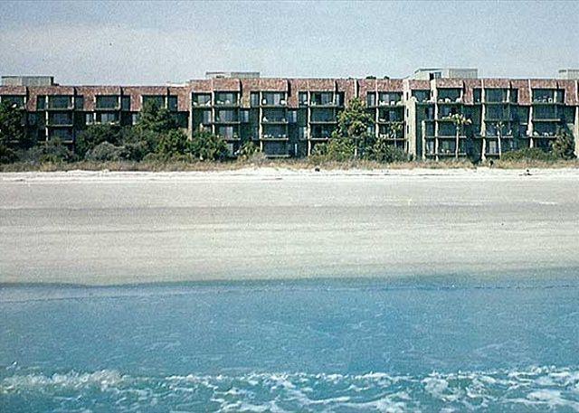 Ocean One 107 - Oceanfront 1st Floor Condo - Image 1 - Hilton Head - rentals