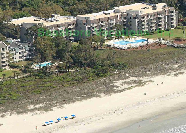 Ocean One 406 - Oceanside 4th Floor Condo - Image 1 - Hilton Head - rentals