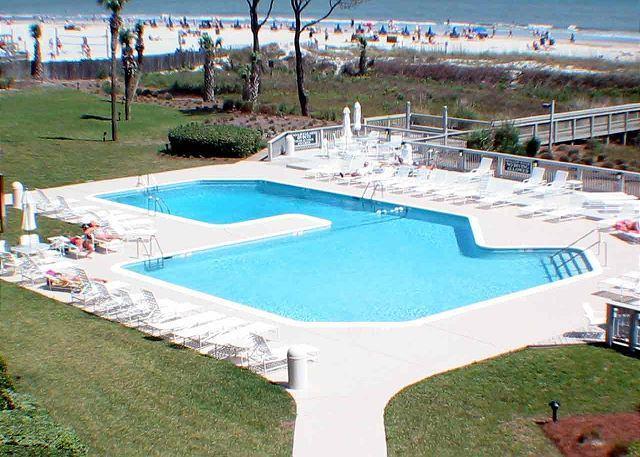 Ocean One 202 - Oceanside 2nd Floor Condo - Image 1 - Hilton Head - rentals