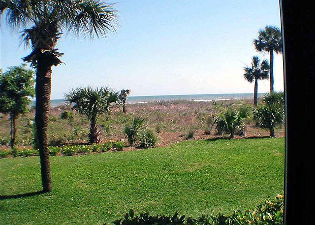Shorewood 103 - Oceanfront 1st Floor Condo - Image 1 - Hilton Head - rentals
