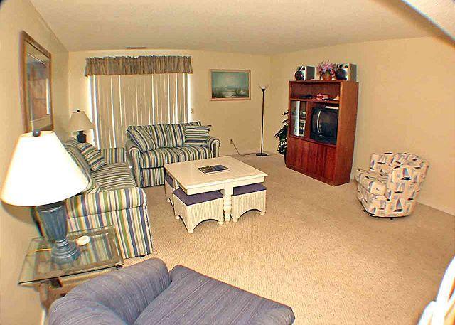 Courtside 46 - Forest Beach 1st Floor Flat - Image 1 - Hilton Head - rentals