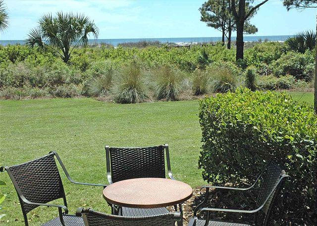 Ocean Club 49 - Oceanfront Renovated1st Floor Flat - Image 1 - Hilton Head - rentals