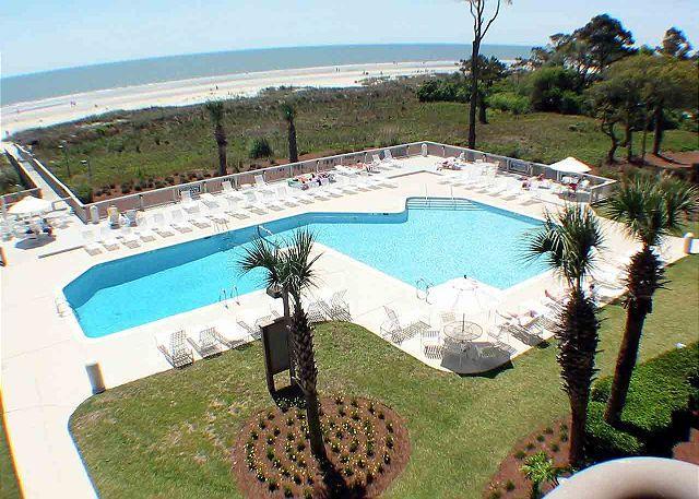 Ocean One 219 - Oceanfront 2nd Floor Condo - Image 1 - Hilton Head - rentals