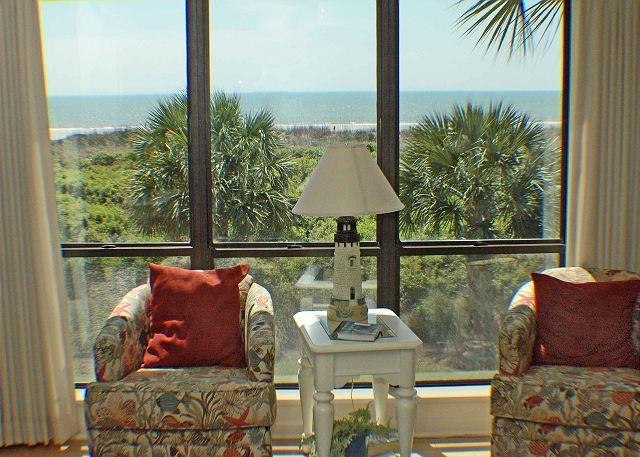 Shorewood 205 - Great Views Oceanfront 2nd Floor Condo - Image 1 - Hilton Head - rentals