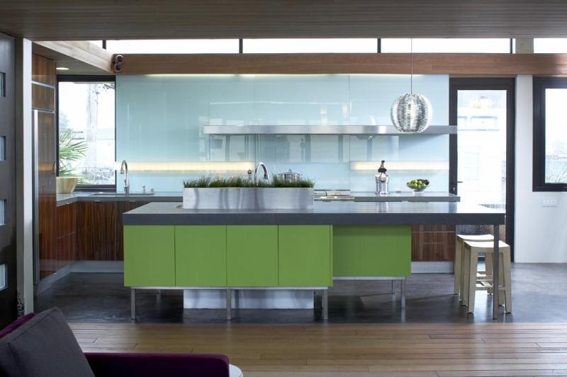 Kitchen from cocktail room - San Francisco 5 bedroom Home - San Francisco - rentals