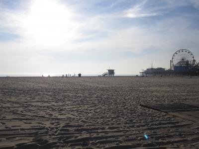 Right on the beach, walk to the Pier - HelloRelaxation Santa Monica on the Beach! - Santa Monica - rentals
