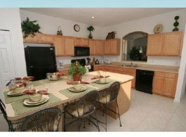 Kitchen - 2015 SPECIAL -  ALL RATES DISCOUNTED  BY 15% - Kissimmee - rentals