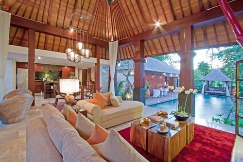 Living room - Villa Dani - The Honeymoon Suite - Seminyak - rentals