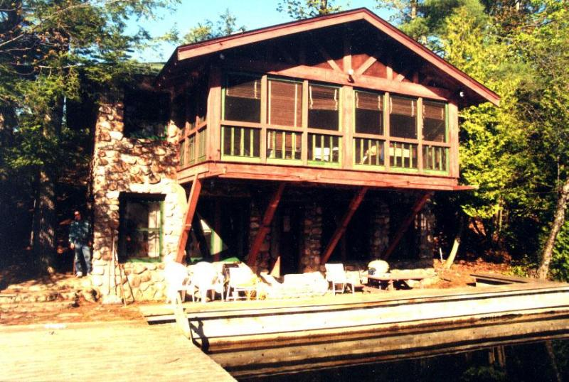 The Stone House on Star Lake - The Stone House: A Quiet Lakefront Respite - Star Lake - rentals