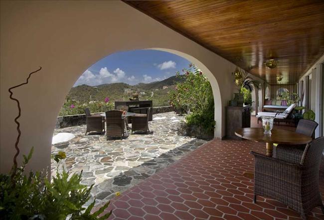Allamanda Estate at Little Mountain Estate - Image 1 - Tortola - rentals
