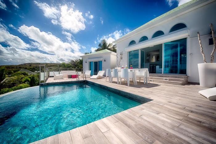 Topaze at Jardin D'Orient Bay, Saint Maarten - Ocean View, Plunge Pool, Fully Air-Conditioned - Image 1 - Orient Bay - rentals