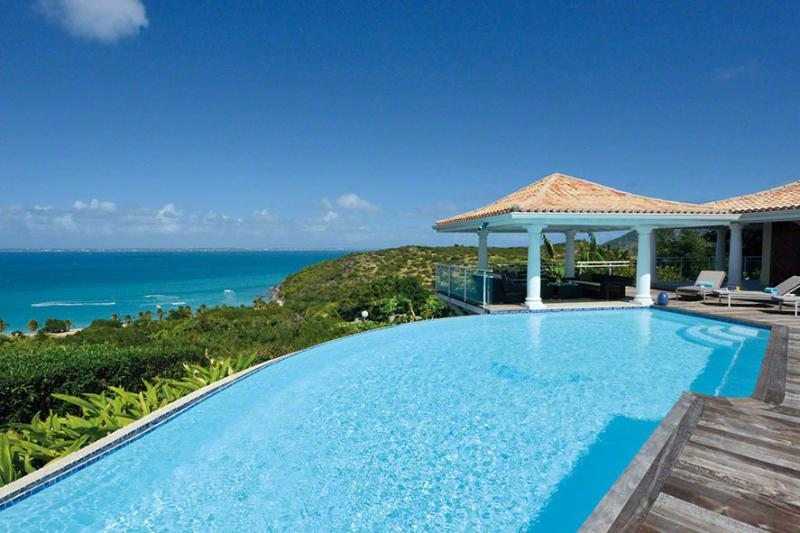 Villa Happy Bay at Happy Bay - Image 1 - Sint Maarten - rentals