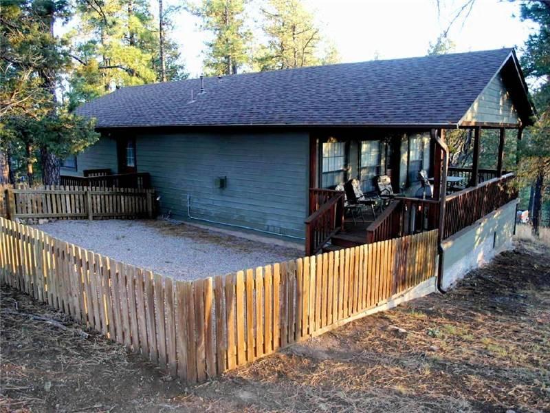 Alpine Village Cabin #109 - Image 1 - Ruidoso - rentals