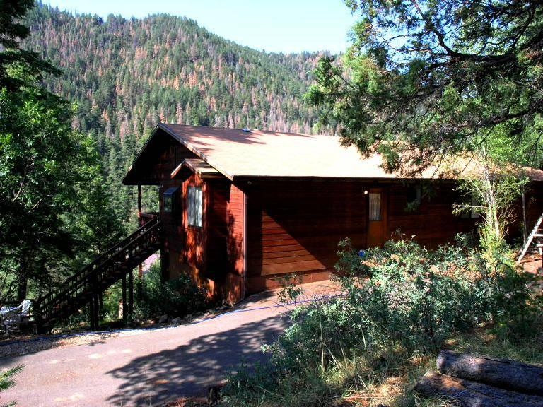 Riverside House - Image 1 - Ruidoso - rentals