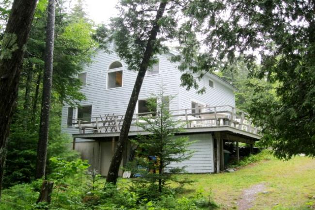 Echo Cove Cottage - Image 1 - Mount Desert - rentals
