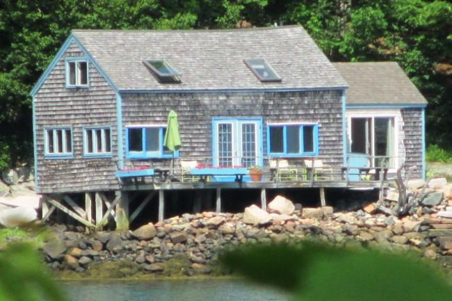 The Boathouse - Image 1 - Northeast Harbor - rentals