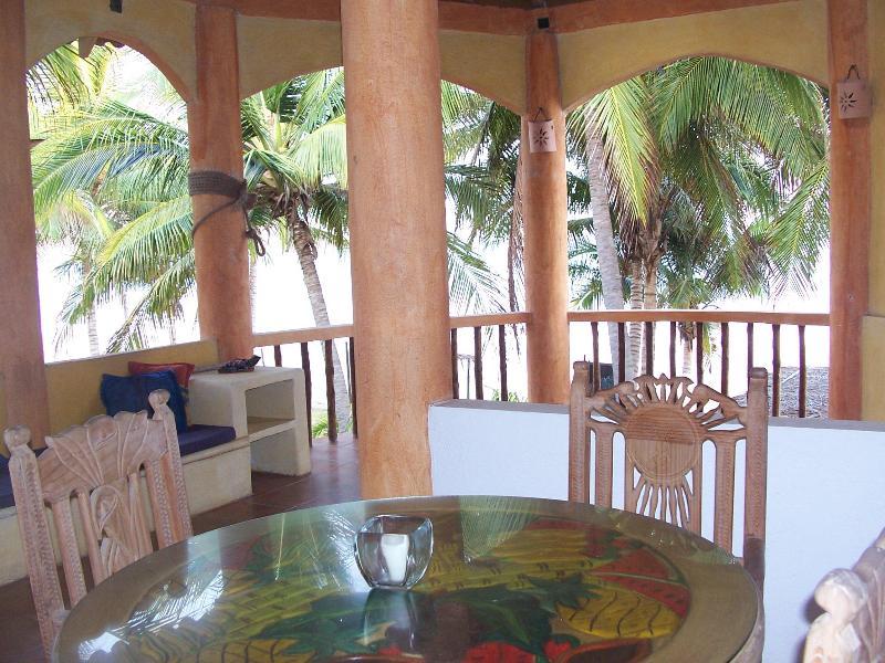 Upper Beach House Unit - Casa Puesta del Sol - Barra de Potosi - rentals