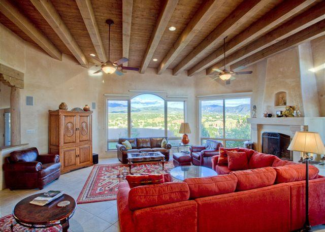 DOROTHIA GARDEN RETREAT & VIEWS - Image 1 - Santa Fe - rentals