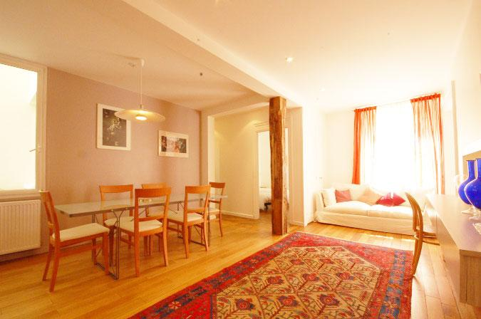 Apartment for Family in St Germain des Pres - Pascal - Image 1 - Paris - rentals