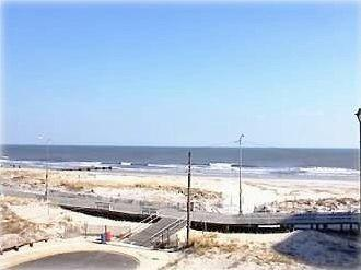 View from 3rd floor deck - One House From Beach on 3rd with Ocean Views - Ocean City - rentals