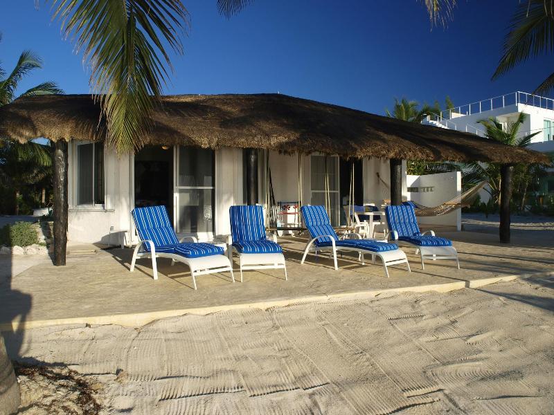 Beach front casa - Casa 7mo Cielo, most amazing beachfront property - Tulum - rentals