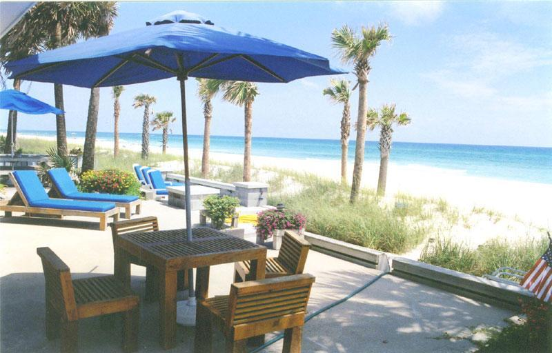 5 Bedroom Beach House with Beautiful Gulf View - Image 1 - Panama City Beach - rentals