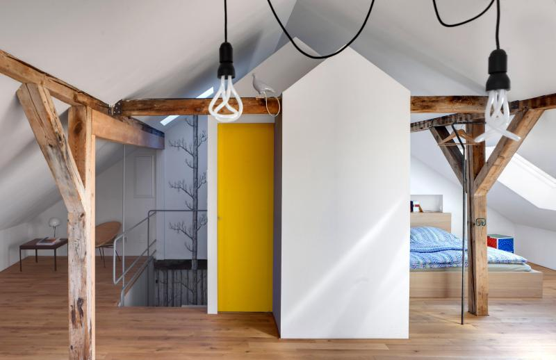 Design Apartment1 with roof terrace in the Centre! - Image 1 - Weimar - rentals