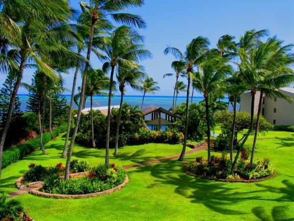 Ocean Views Large 1 BR Condo, King Bed (Wavecrest) - Image 1 - Kaunakakai - rentals