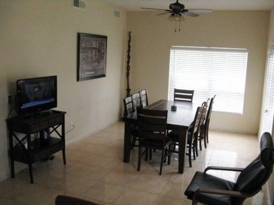 huge dining/kitchen with a TV sitting area - Great Big 3 Bedroom/3 Bathroom in Venetian Bay, Completely Renovated in 2011 - Kissimmee - rentals