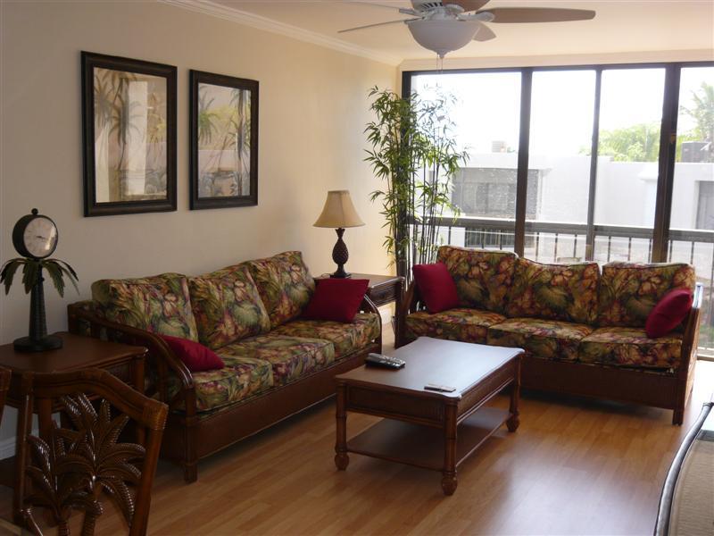 Living Area 1 - MOON BAY A206 - Key Largo - rentals
