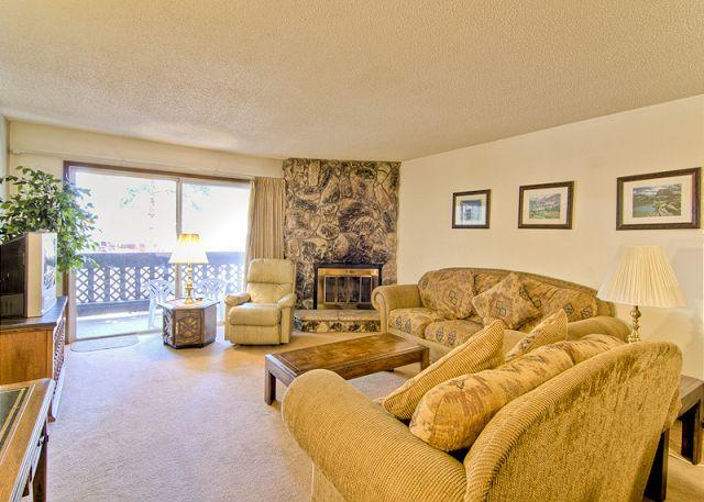 Great House with 1 BR & 1 BA in Angel Fire (W 102) - Image 1 - Angel Fire - rentals