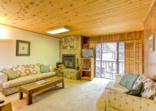 Comfortable 2 BR-2 BA House in Angel Fire (WC 201) - Image 1 - Angel Fire - rentals