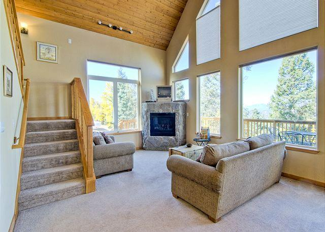 Lovely House in Angel Fire (HO 16) - Image 1 - Angel Fire - rentals