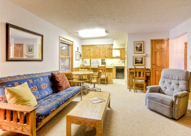 Gorgeous 2 BR/2 BA House in Angel Fire (SF 208-B) - Image 1 - Angel Fire - rentals