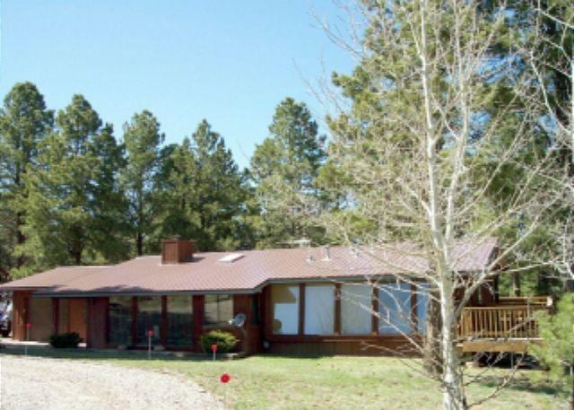 Ideal 3 BR, 2 BA House in Angel Fire (HO VG34) - Image 1 - Angel Fire - rentals