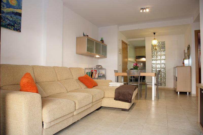 Apartment 1¨ from the Beach,15¨¨ from Valencia - Image 1 - Valencia - rentals
