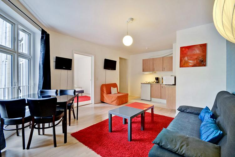 Westend B Apartment - Copenhagen apartment in walking distance to Tivoli - Copenhagen - rentals