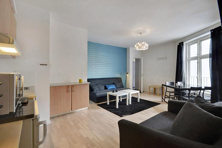Westend D Apartment - Modern Copenhagen apartment close to Central Station - Copenhagen - rentals