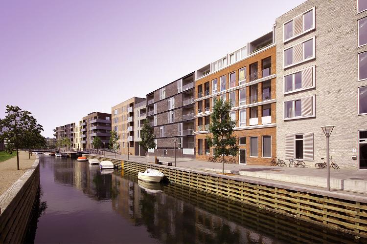 Thad Jones Vej Apartment - Modern Copenhagen apartment overlooking the canals - Copenhagen - rentals
