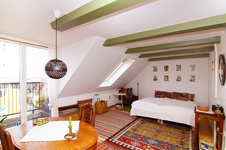 Kastrupvej Apartment - Nice studio apartment in Copenhagen close to the metro - Copenhagen - rentals