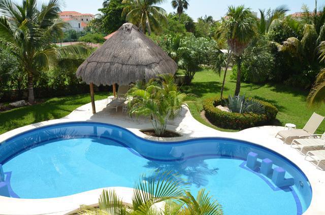 Private Pool - Villa Tortuga - Playa del Carmen - rentals