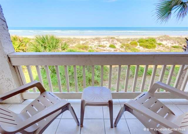 Breathe deep and enjoy the view - Four Winds I-10 ALL Beach Front, 3 Bedrooms, 2 Pools - Sleeps 10 - Saint Augustine - rentals