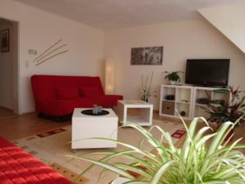 Living Room (1) - LLAG Luxury Vacation Apartment in Koblenz-Wallersheim - 990 sqft, spacious room, well-furnished (# 1772) - Koblenz - rentals