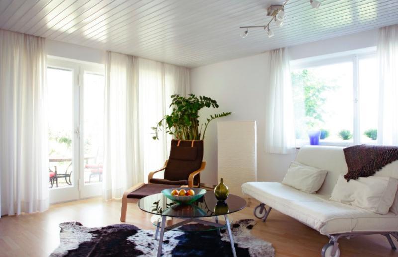 Living Room (1) - Vacation Apartment in Tübingen - 840 sqft, exquisite furnishings, great location, green surroundings… - Tübingen - rentals
