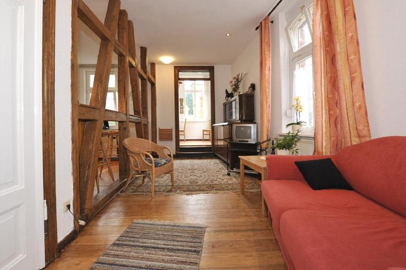Vacation Apartment in Eisenach - 700 sqft, cozy furnishings, historic styling, internet access (# 1164) #1164 - Vacation Apartment in Eisenach - 700 sqft, cozy furnishings, historic styling, internet access (# 1164) - Eisenach - rentals