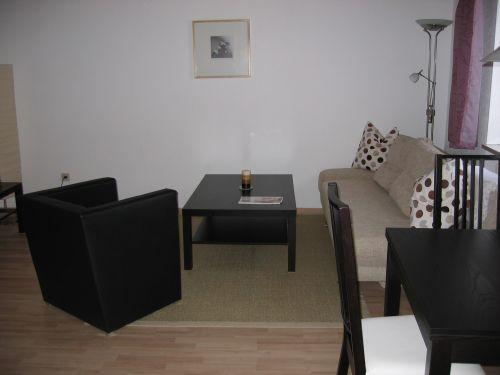 Vacation Apartment in Bad Windsheim - 431 sqft, fold-out sofa, comfortable bed (# 1138) #1138 - Vacation Apartment in Bad Windsheim - 431 sqft, fold-out sofa, comfortable bed (# 1138) - Bad Windsheim - rentals
