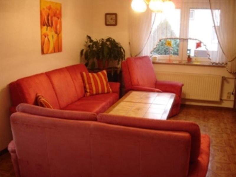 Living Room (1) - Vacation Apartment in Feldatal - nice, clean, relaxing (# 881) - Ulrichstein - rentals
