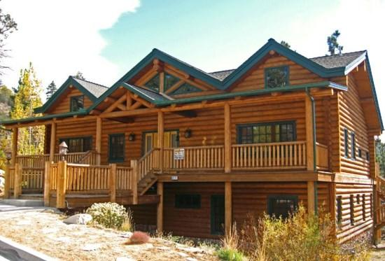 Black Bear Lodge - Black Bear Cabin is a very cozy and large rustic cabin rental secluded in the San Bernardino Forest, and close to Big Bear shopping and marina. - Big Bear Lake - rentals