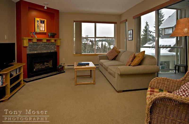 Cozy unit with beautiful views - Image 1 - Whistler - rentals